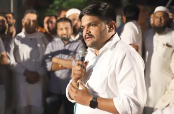 चंडीगढ़ में बोले हार्दिक पटेल-'देश में बनेगी कांग्रेस की सरकार'