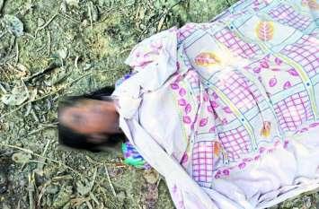 दिल दहला देने वाला मामला: गर्भवती महिला दो मासूम बच्चों के साथ कुण्ड में कूदी, सभी की मौत