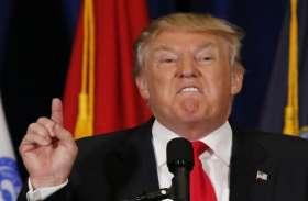 अमरीकी राष्ट्रपति ट्रंप ने दी धमकी, कहा- ईरान अगर कोई हिमाकत करता है तो उसे भारी कीमत चुकानी होगी