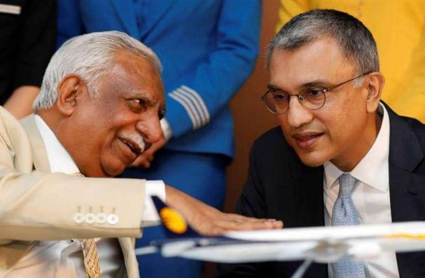 जेट एयरवेज संकट: कंपनी के CEO विनय दुबे ने भी अपने पद से दिया इस्तीफा, व्यक्तिगत कारणों को बताया वजह