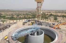 45 गांवों के ग्रामीणों की बुझेगी प्यास, चाकन बांध पेयजल परियोजना की अगले माह होगी ट्रायल