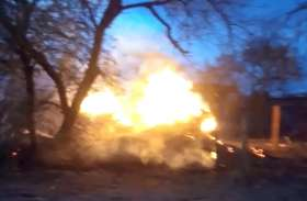 लपटों में जल गए किसान के 'अरमान'