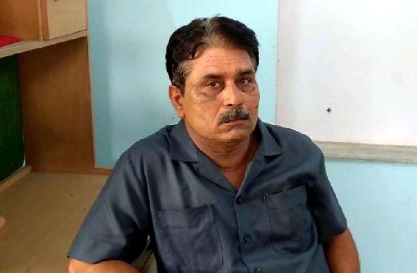 कांस्टेबल से आठ हजार रुपए रिश्वत लेते जयपुर कमिश्नरेट का एलडीसी गिरफ्तार