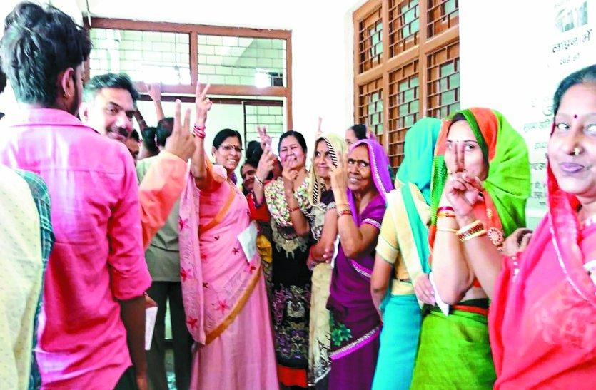 प्रदेश की इस लोकसभा सीट पर मतदान में महिलाओं ने की अधिक भागीदारी,पढ़ें पूरी खबर