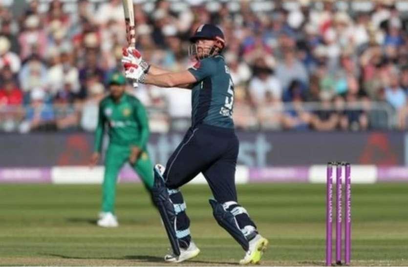 इंग्लैंड के खिलाफ चौथे वनडे में भी पाकिस्तान की 6 विकेट से हार, पानी में गया इमाम उल हक का शतक