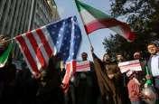 अमरीका और ईरान के बीच बढ़ा तनाव, कुछ तस्वीरें इसे बयां करती हुईं