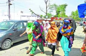 हैदराबाद को मिली अगले चार दिनों तक गर्म लहरों की चेतावनी, यह है पारा बढने का सबसे बड़ा कारण