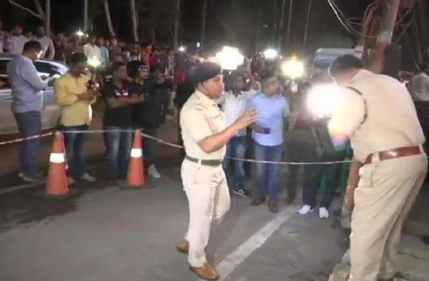 गुवाहाटी में सेंट्रल मॉल के बाहर ग्रेनेड ब्लास्ट, 6 लोग घायल