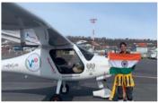 मुंबई की 23 वर्षीय आरोही पंडित ने रचा इतिहास, LSA में अटलांटिक पार करने वाली दुनिया की पहली महिला पायलट बनीं