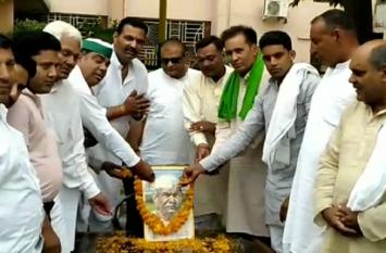 Video: किसानों ने बाबा महेंद्र सिंह टिकैत को दी श्रद्धांजलि