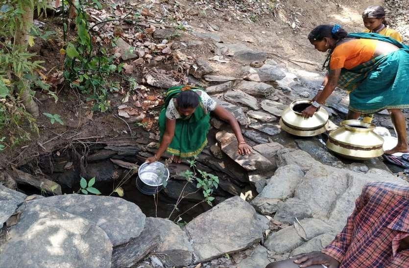 #Water Crisis : पानी के एक एक बूंद के लिए तरस रहे, वाटर लेबल पहुंचा 250 फीट