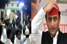 अखिलेश के करीबी व सपा के इस बड़े नेता को बदमाशों ने मारी गोली.. पार्टी में मचा हड़कंप