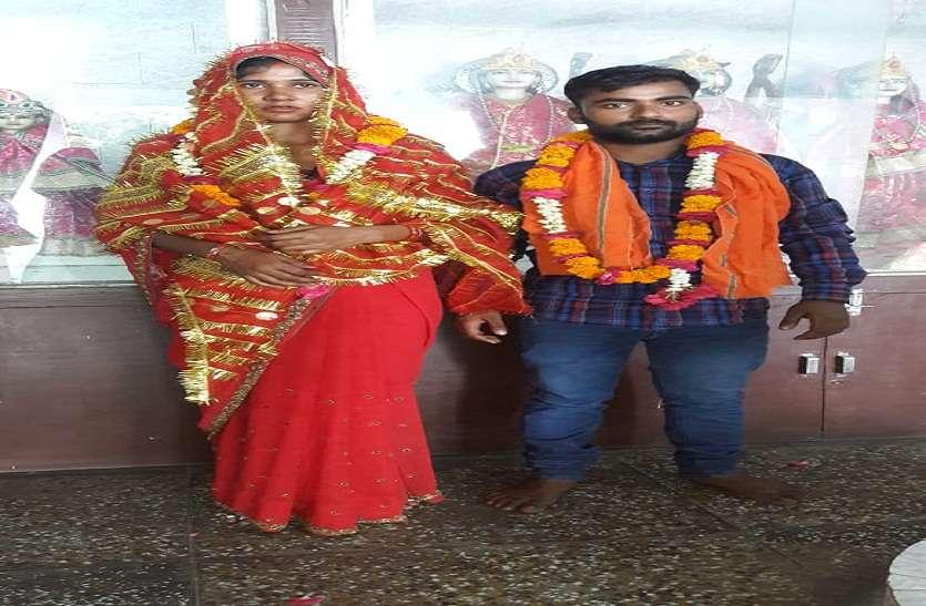 तीन तलाक से पीड़ित रेशमा ने किया धर्मपरिवर्तन,  हिन्दू बनकर मंदिर में रचाया विवाह