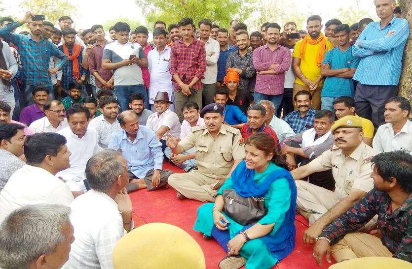 लापता लड़की केस : राजपूत समाज ने प्रशासन को दिया 72 घंटे का अल्टीमेटम, उग्र आंदोलन की चेतावनी