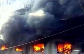 पुणे में आग हादसा, दहकती इमारत से 25 लोगों को बचाया गया, रेस्क्यू ऑपरेशन जारी