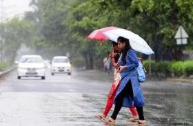 मौसम ने ली करवट, सूरज की तपिश से लोग बेहाल, दोपहर बाद ठंडी हवा और बारिश से मिली राहत