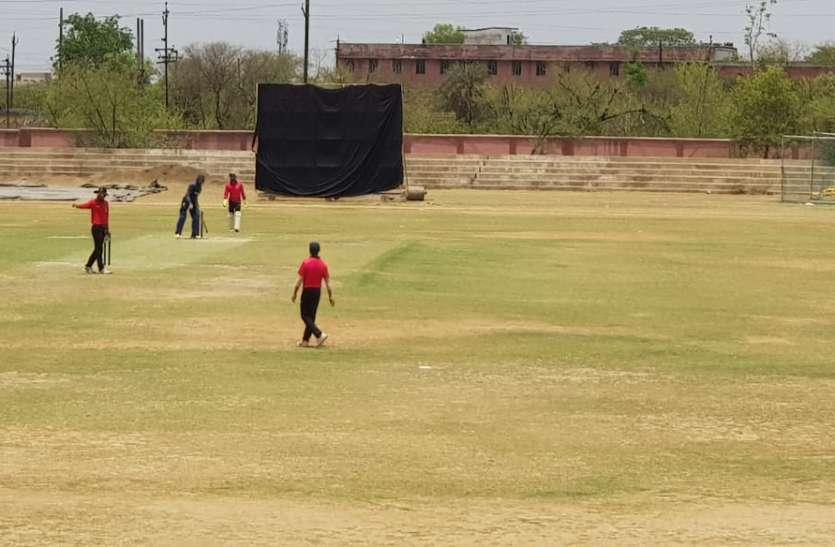 स्व. माधवराव सिंधिया अंतर संभागीय क्रिकेट प्रतियोगिता में रीवा की करारी हार