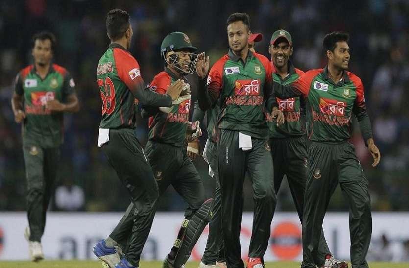 वर्ल्ड कप से पहले बढ़ी बांग्लादेश की मुश्किलें, टीम का सबसे अनुभवी खिलाड़ी चोटिल