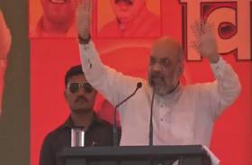 आखिरी चरण के चुनाव में बीजेपी ने झोंकी ताकत, वीरेंद्र सिंह 'मस्त' के लिये अमित शाह ने मांगा वोट