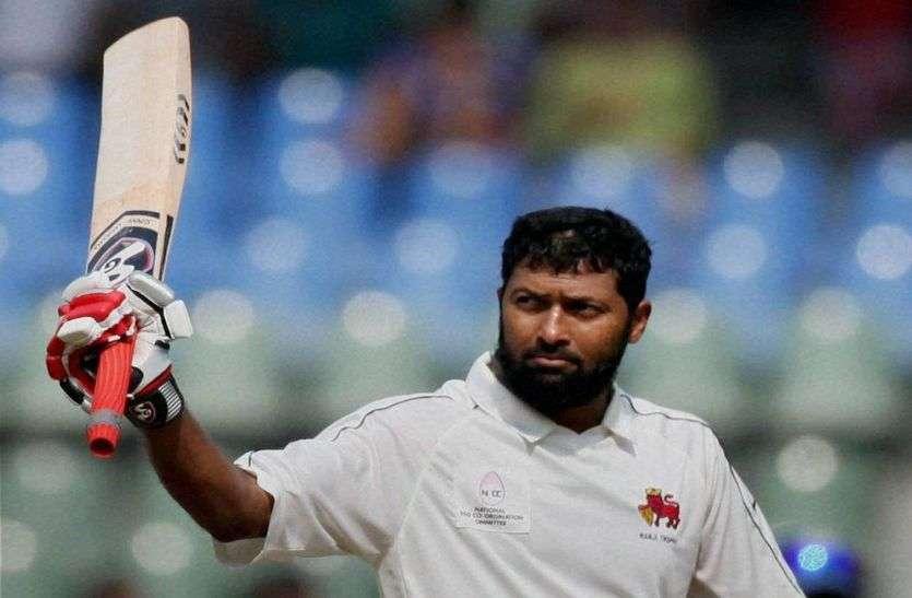 बांग्लादेश क्रिकेट बोर्ड ने भारतीय बल्लेबाज वसीम जाफर को बनाया बल्लेबाजी सलाहकार