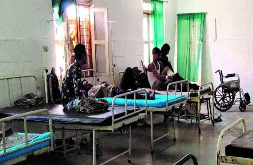 जांजगीर में फैला डायरिया का प्रकोप, अस्पताल में बढ़ रहे मरीज, रहें सावधान