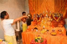 PHOTO GALLERY : विष्णु के अवतार भगवान नृसिंहजी की ऐसे मनाई जयंती