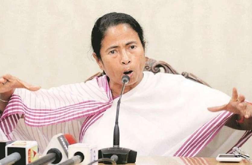लोकसभा चुनावः बंगाल की सीएम ममता बनर्जी का भाजपा पर बड़ा आरोप