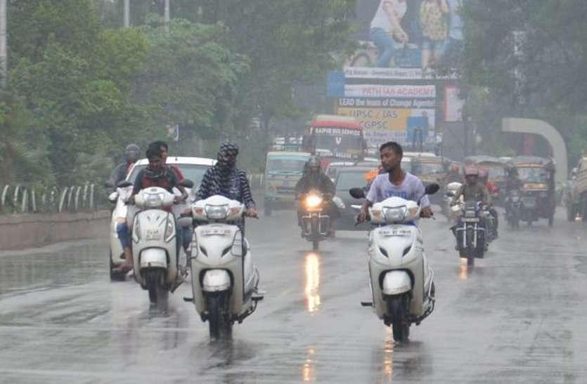 बारिश को लेकर मौसम विभाग ने की भविष्यवाणी,लोगों की बढ़ी चिंताएं