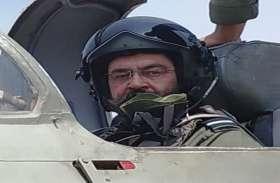 VIDEO: वायुसेना प्रमुख बीएस धनोआ ने उड़ाया मिग- 21 T-96
