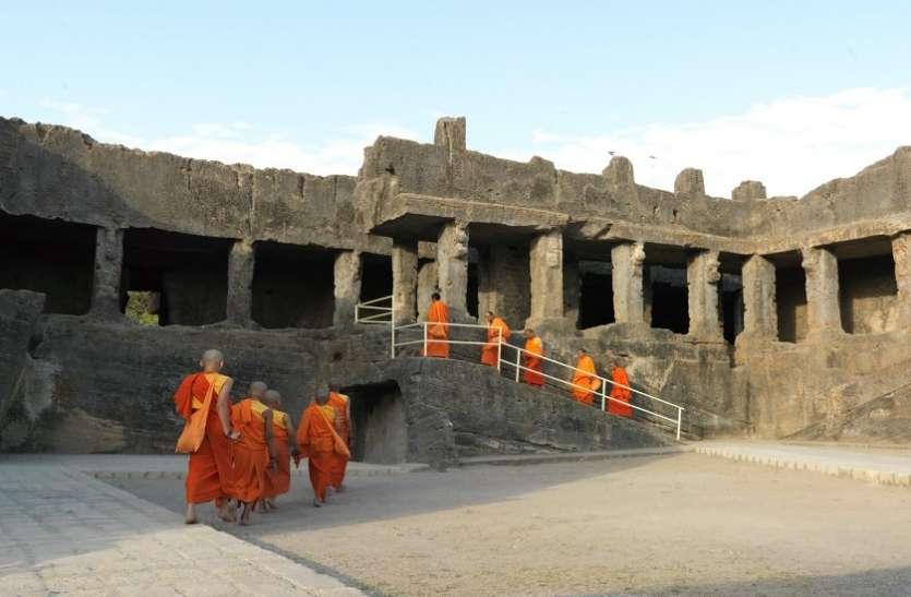 बौद्ध सर्किट से जुड़ेगे गुजरात में 13 स्थल