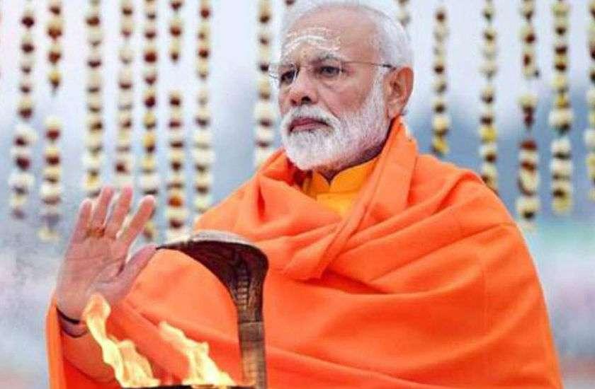 tour of pm modi in kedarnath and badrinath