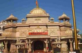 इस अनोखे मंदिर में महाबली हनुमान जी के चरणों में नारी रूप में हैं शनि देव