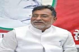 बोले सपा नेता राम गोविंद चौधरी, रावण की तरह है मोदी सरकार का अहंकार, सभी संस्थाओं को बनाया बंधक
