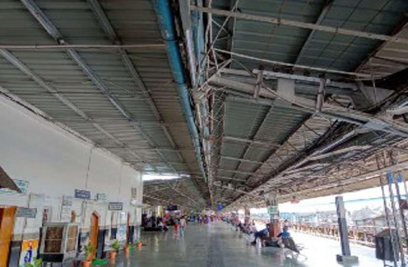 रायपुर , नागपुर में मिस्टिंग मशीन यात्रियों को दे रहा सुकून , लेकिन बिलासपुर में बह रही उलटी गंगा