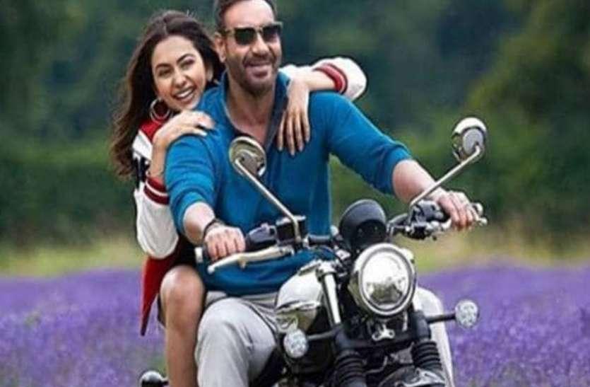 दर्शकों को रिझाने में नाकाम साबित हुई अजय देवगन की 'दे दे प्यार दे', पहले दिन कर सकती है  इतने करोड़ की कमाई
