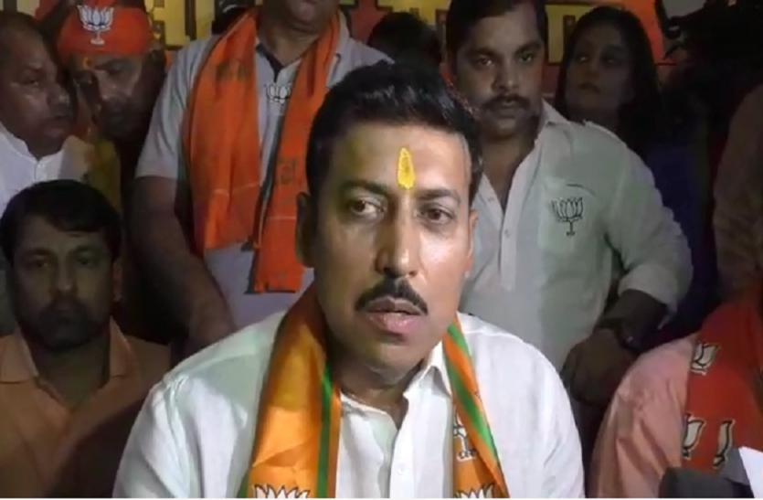 राज्यवर्धन राठौर का बड़ा बयान, कहा इस चुनाव में हो रहा टीम मोदी का चयन