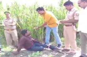 बैंक से रुपया लेकर घर जा रहे किसान से बदमाशों ने दिनदहाड़े की लूट, पुलिस ने ऐसे दबोचा- देखें वीडियो