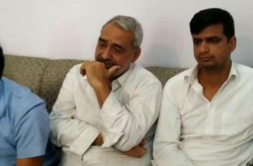 अधीशासी अभियंता मेजर सिंह 5500 रुपए की घूस लेते गिरफ्तार