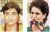 प्रज्ञा ठाकुर के बयान पर देशभर में बवाल, विवाद बढ़ा तो मांगी माफी, प्रियंका गांधी ने किया पलटवार