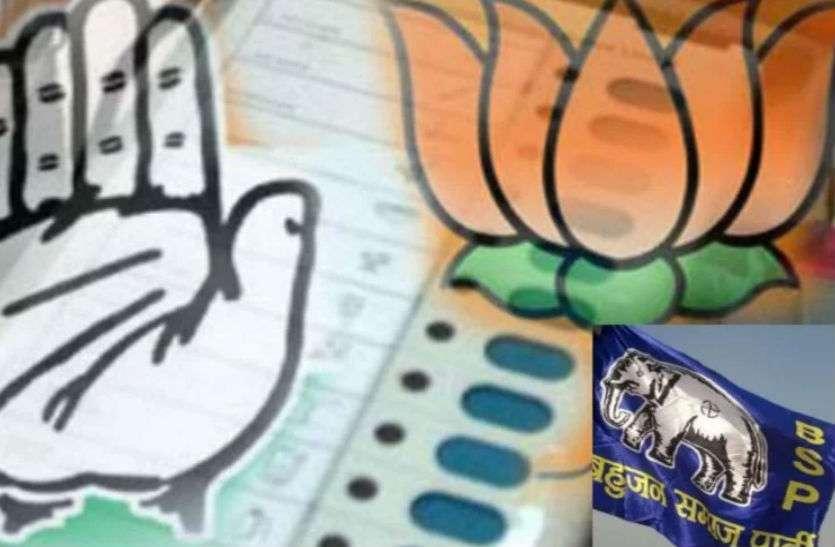 आगरा उत्तर सीट पर चुनाव प्रचार बंद, 18 को रवाना होंगी पोलिंग पार्टी, मतदान 19 को