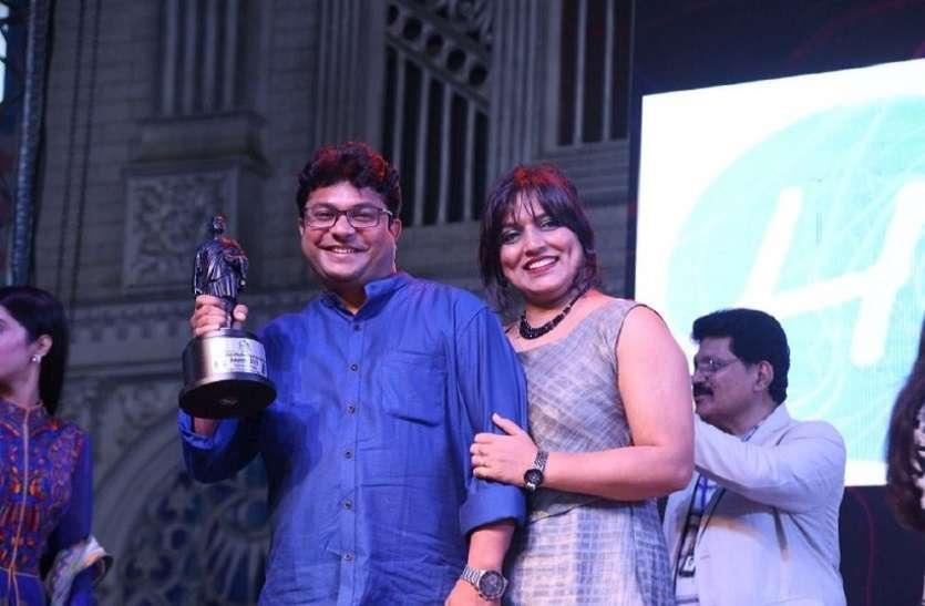 वीरेंद्र राठौर को मिला दादा साहेब फाल्के फिल्म फाउंडेशन बेस्ट मेंटर- फिल्म एकडेमी अवॉर्ड-2019