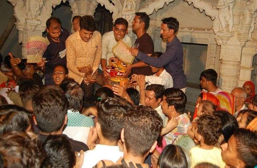 जालोर के इस मंदिर में ऐसे मनाते हैं नृसिंह चतुर्दशी