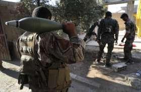 VIDEO: सीरियाई सेना ने विद्रोहियों पर किया हमला, आतंकी अड्डों पर दागे मोर्टार
