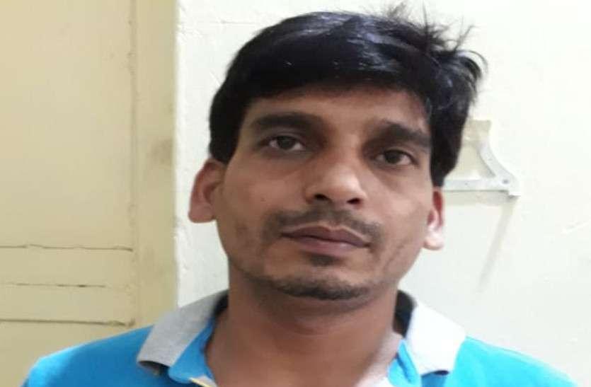 सात लाख रुपए की धोखाधड़ी का आरोपी सरकंडा बिलासपुर से गिरफ्तार