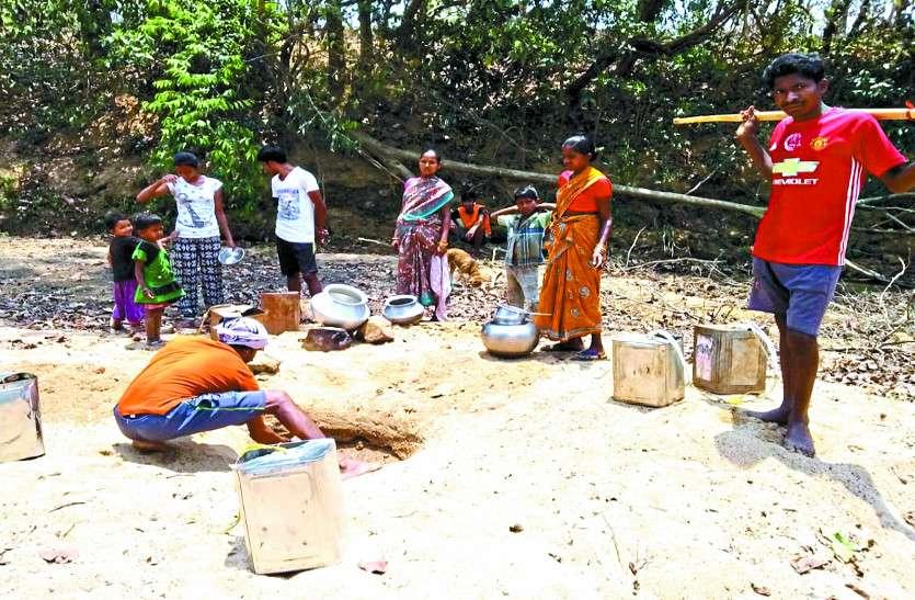 आजादी के 70 साल बाद पहली बार इस गांव के लोगों को मिलेगी बोर की सौगात