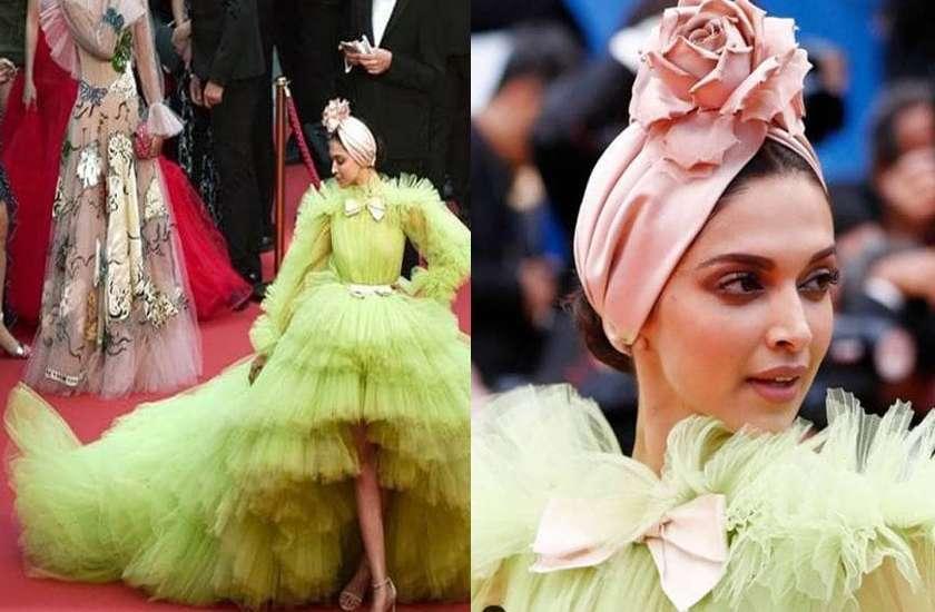 Cannes Film Festival 2019 deepika padukone new look