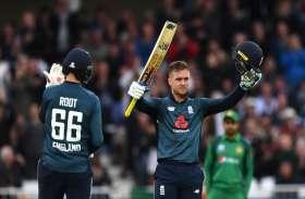 विश्व कप क्रिकेट 2019 : इंग्लैंड के दो-दो बल्लेबाजों ने लगाया शतक, फिर भी पाकिस्तान से हारा