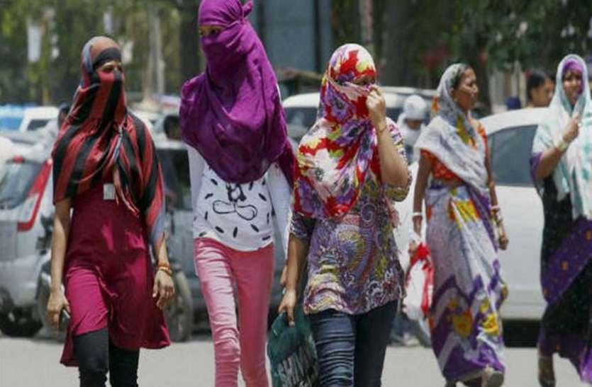 जिले में अभी बढ़ेगा पारा, लोग गर्मी से होंगे बेहाल