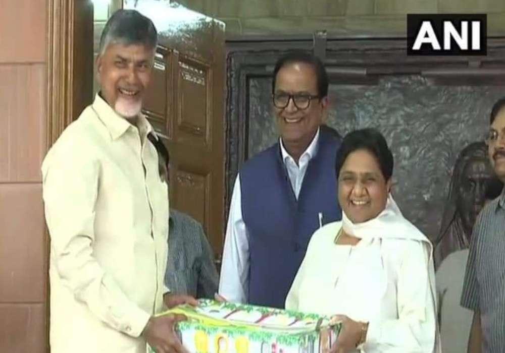 Naidu Mayawati