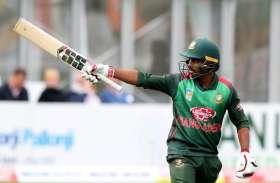 बारिश से प्रभावित मैच में विंडीज को 5 विकेट हराकर बांग्लादेश ने किया ट्राई सीरीज पर कब्जा